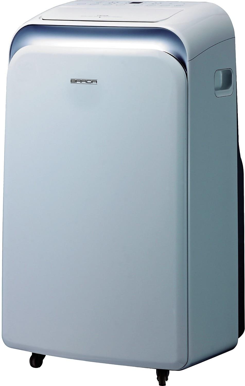 Brada 12 000 btu portable air conditioner and heater the for Climatiseur mural 12000 btu
