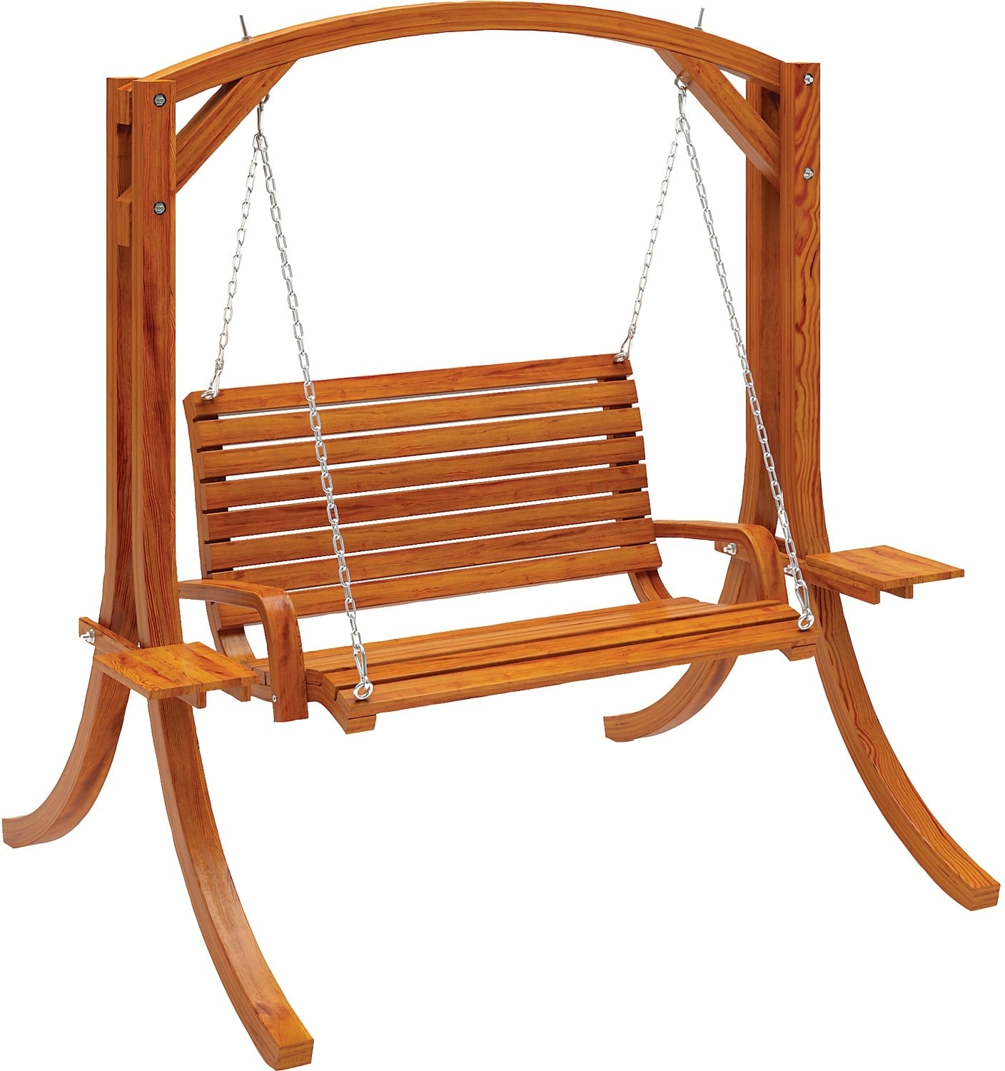 Outdoor Furniture - Wood Canyon Patio Swing