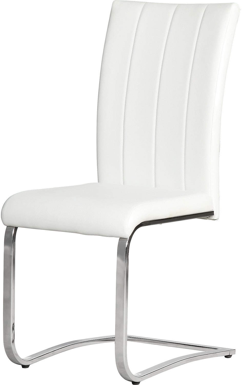 Dining Room Furniture - Tori Side Chair – White