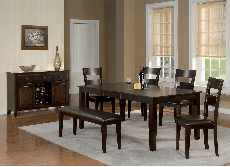 Dakota Dining Table Table And Chair Sets Montana North Dakota