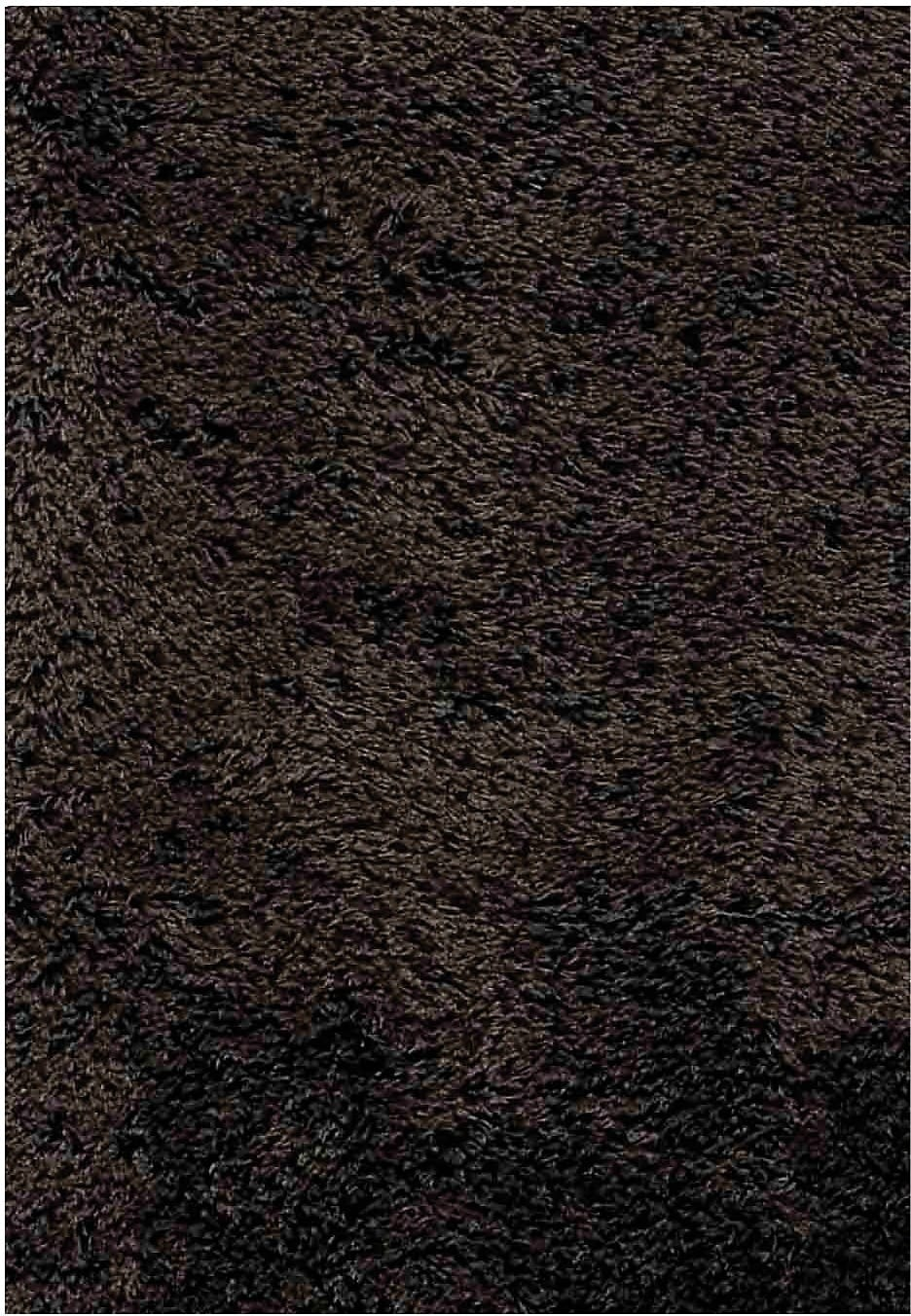 Shaggy Charcoal Area Rug – 8'x 11'