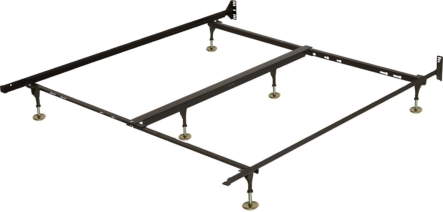 deluxe fullqueenking bedframe - Metal Bed Frames