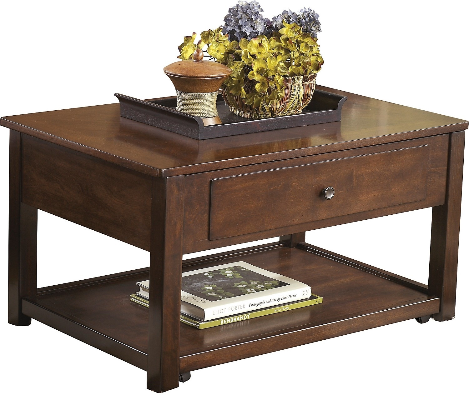 Marion Coffee Table With Lift Top The Brick