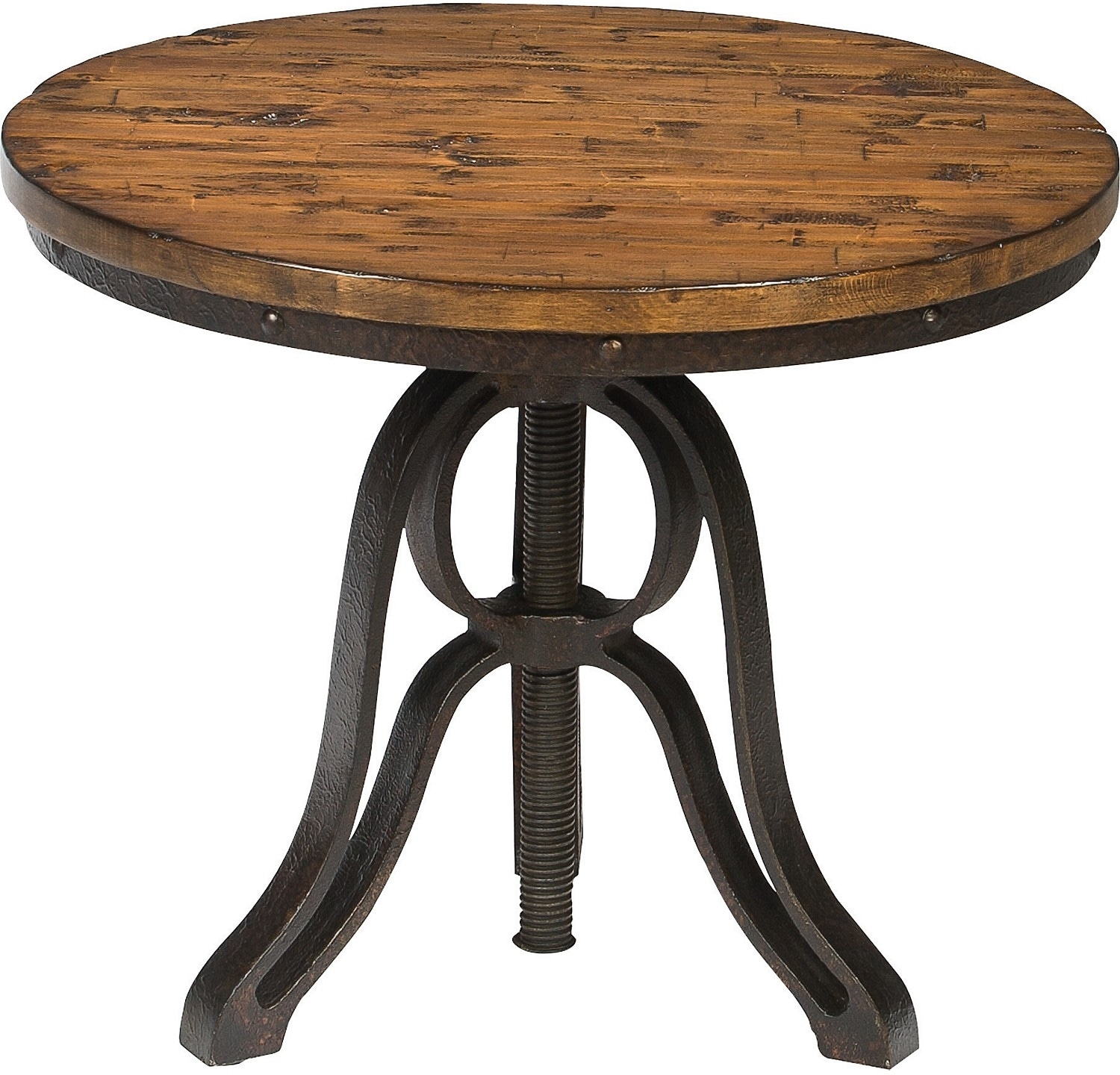 Accent and Occasional Furniture - Cranfill End Table