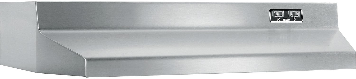 "Cooking Products - NuTone 30"" 180 CFM Convertible Range Hood - Stainless Steel"