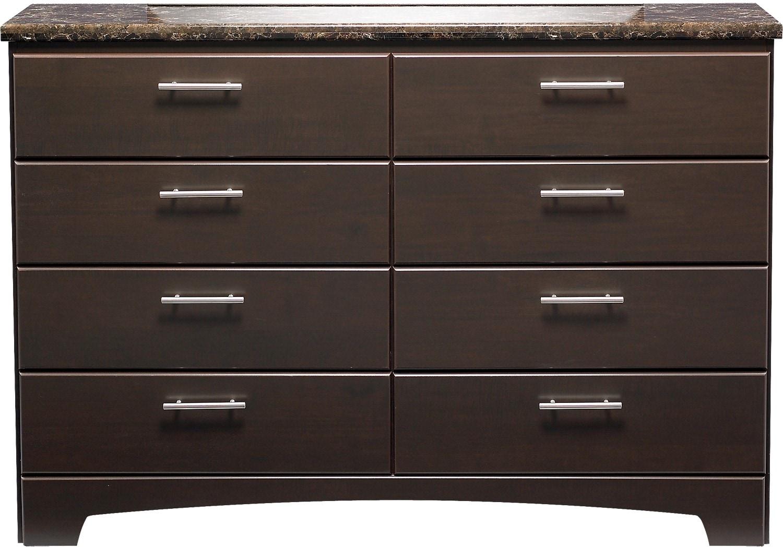 Bedroom Furniture - Oxford 8-Drawer Dresser