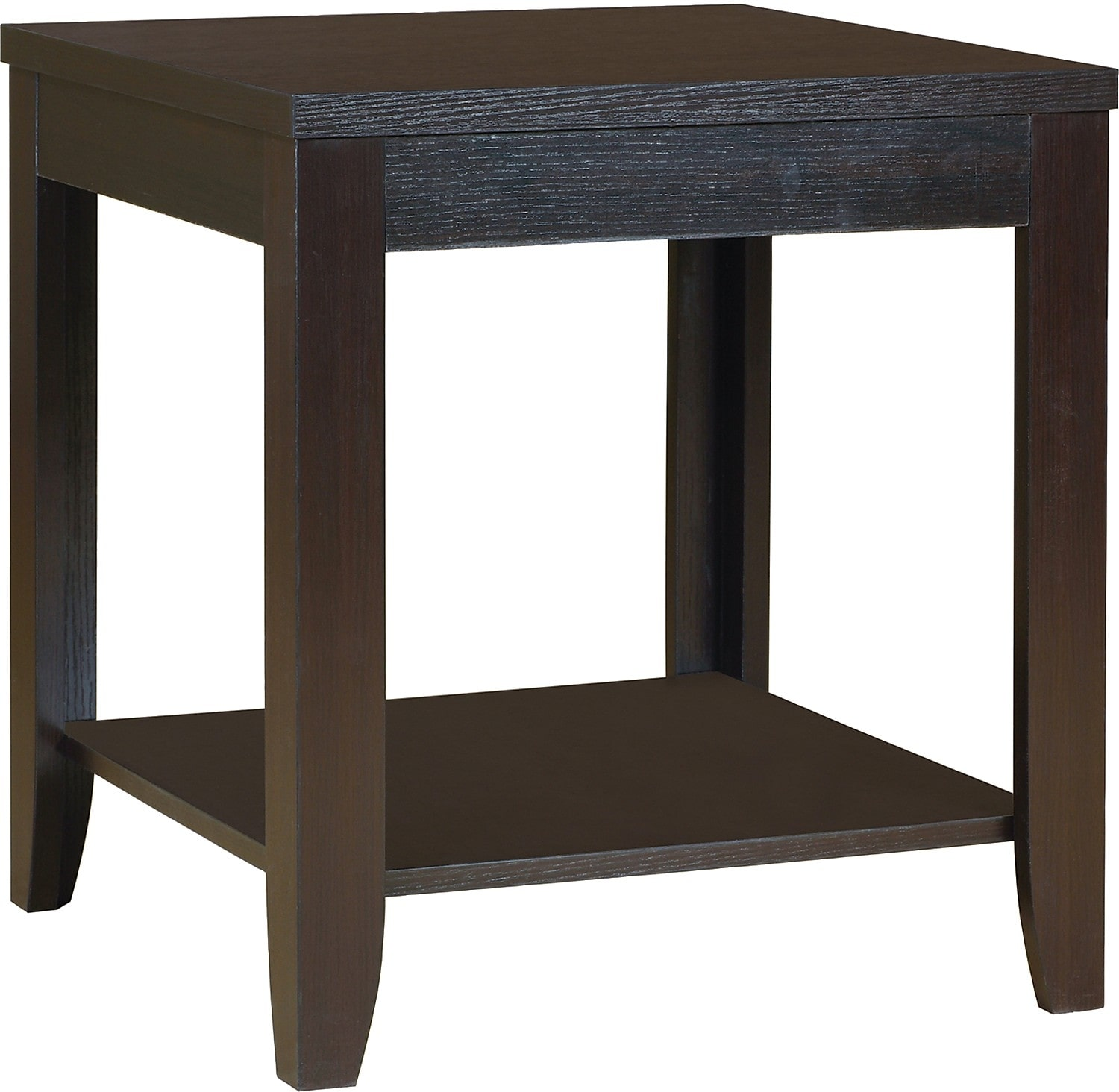 Aspen 3-Piece Coffee And Two End Tables Package