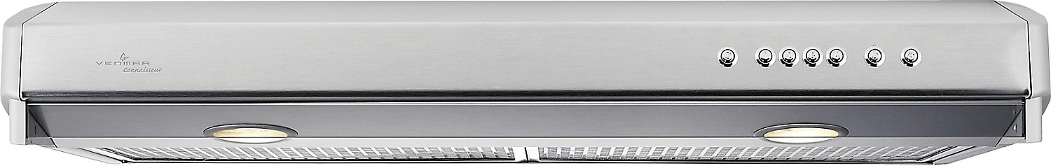 "Appliance Accessories - Venmar Connaisseur 30"" Range Hood - Stainless Steel"