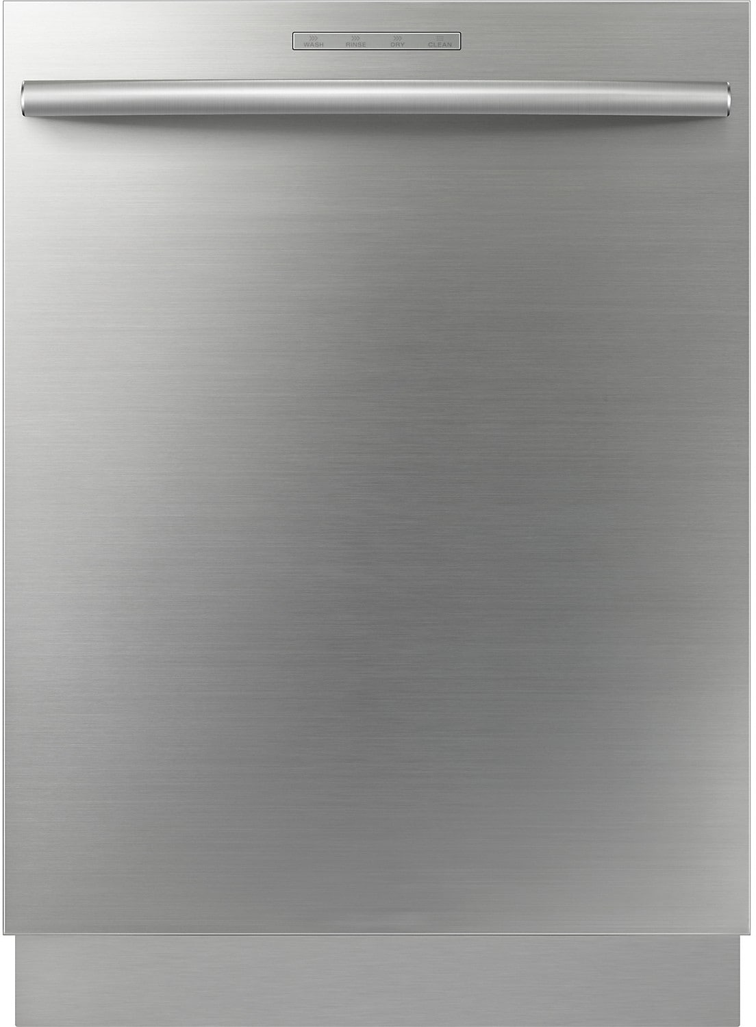 Clean up samsung 24 built in dishwasher with storm wash