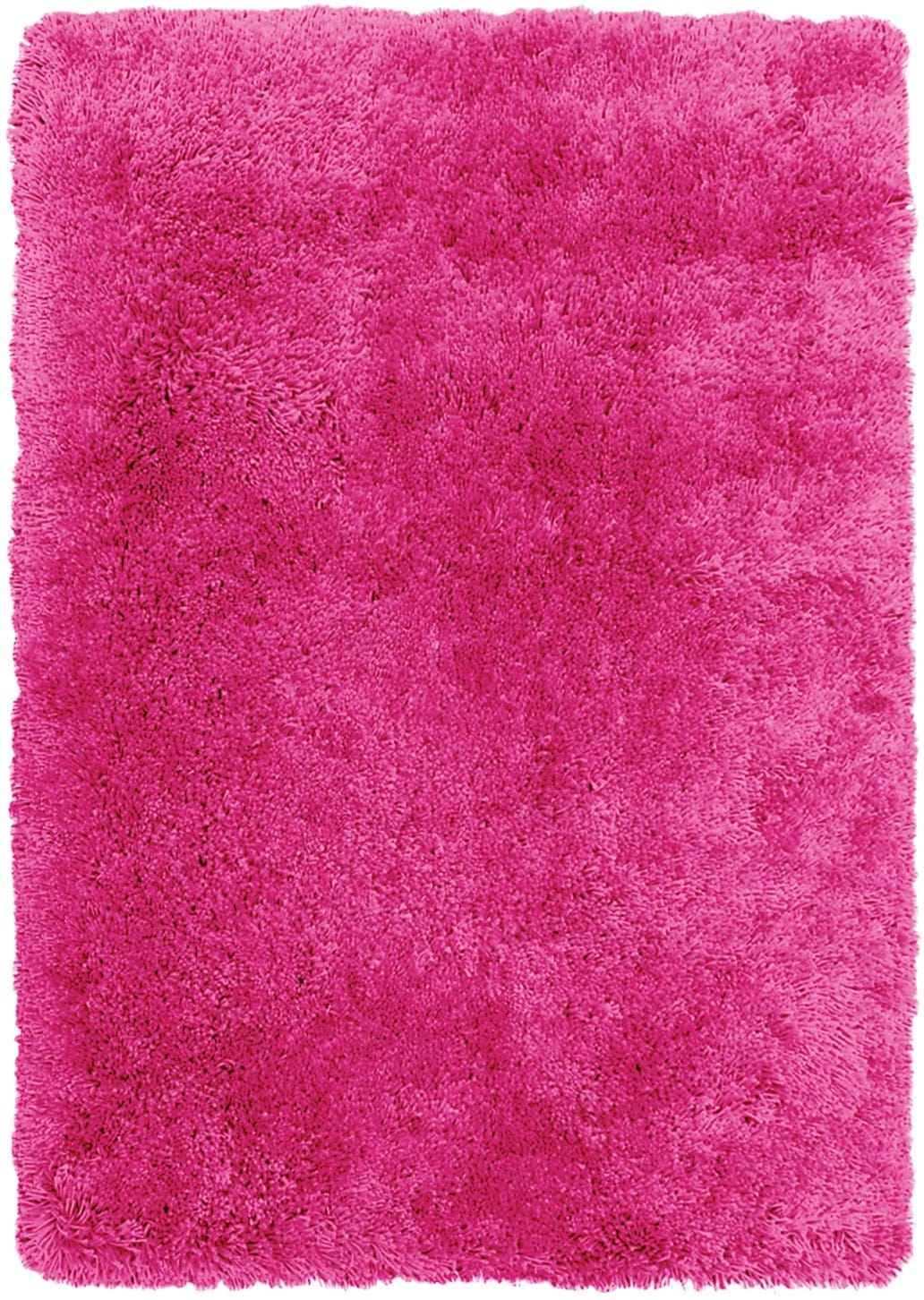 Pink Fashion Shag Area Rug – 4' x 5'