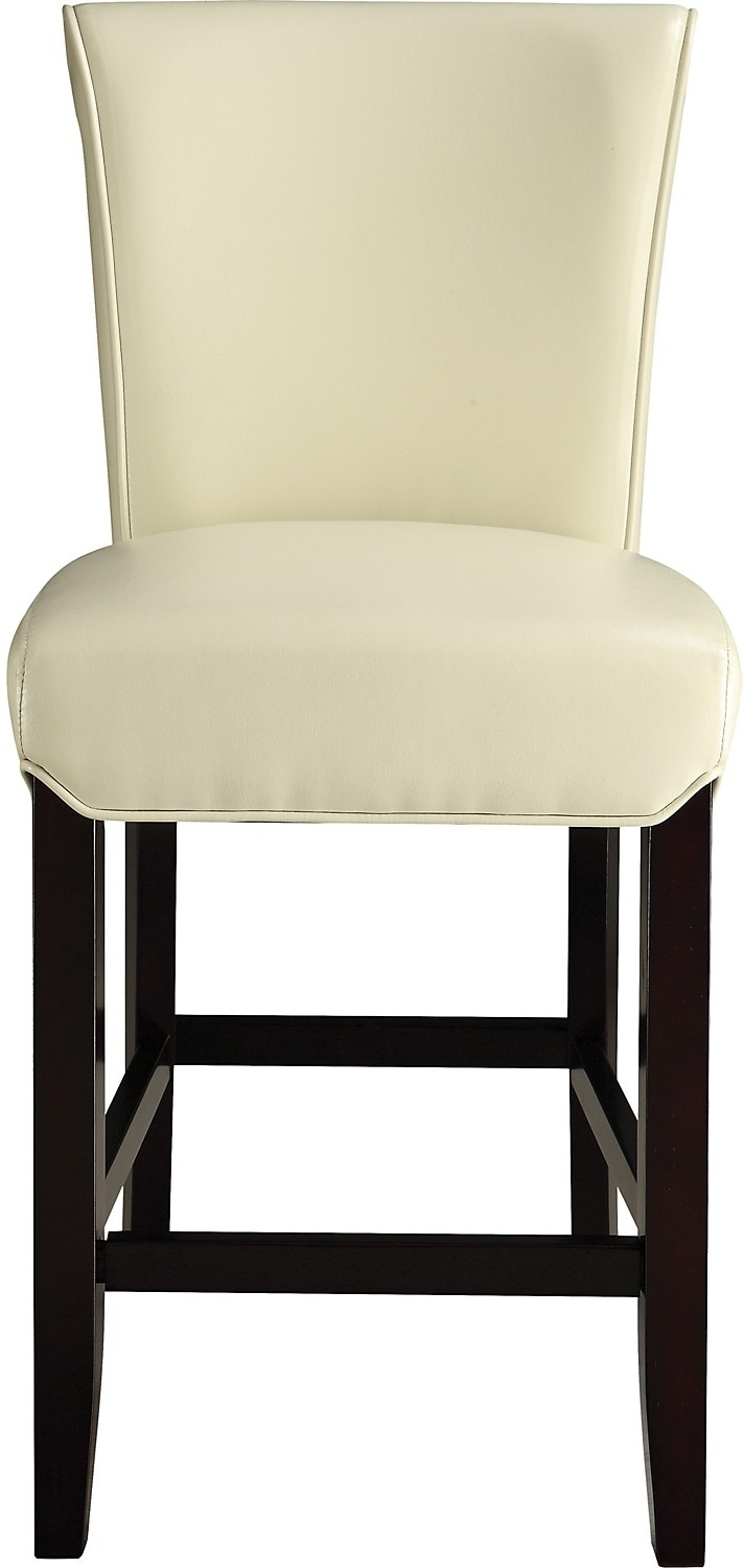 Dining Room Furniture - Brogan Counter-Height Dining Stool – Ivory