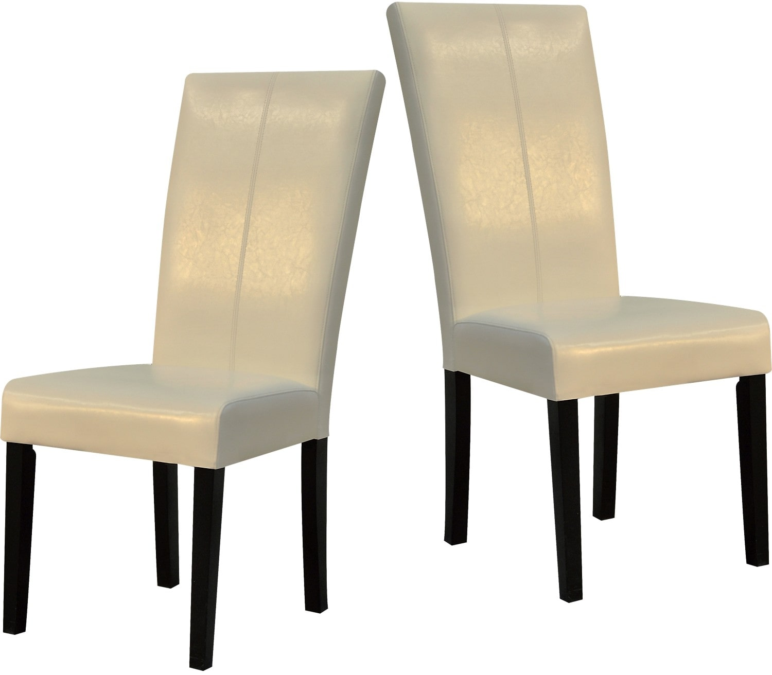 Dining Room Furniture - White Dining Chair Package