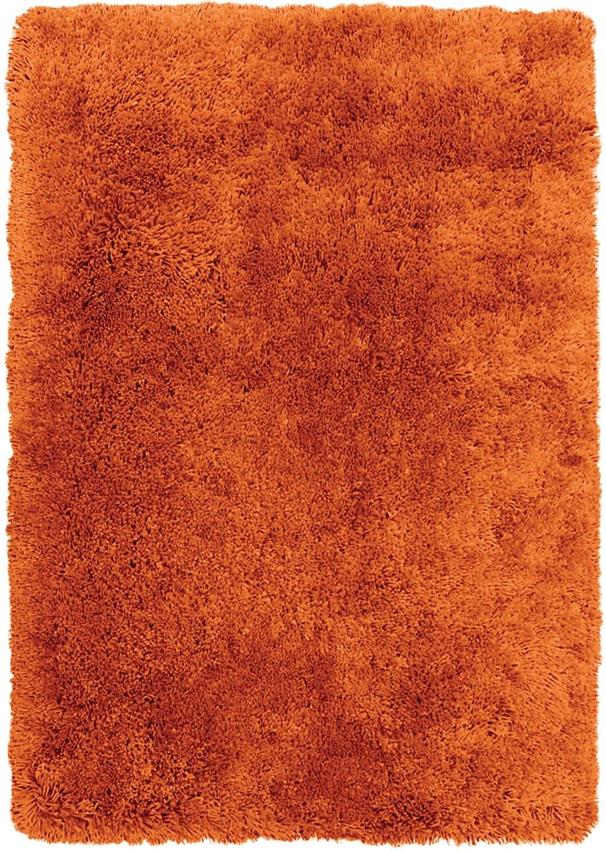 Orange fashion shag area rug 4 39 x 5 39 the brick for Home decorators jules rug