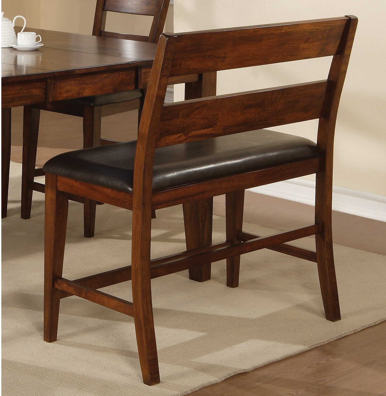 Dining Room Furniture - Dakota Light Pub Bench
