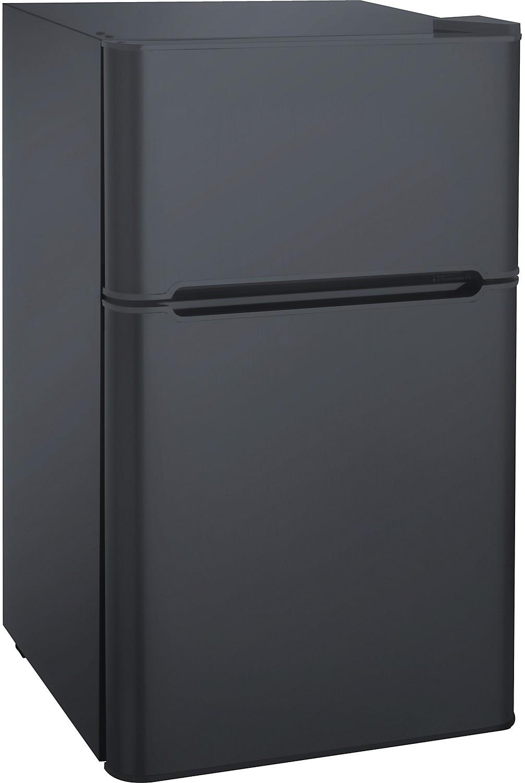 Refrigerators and Freezers - Igloo 3.2 Cu. Ft. 2-Door Compact Refrigerator - Black