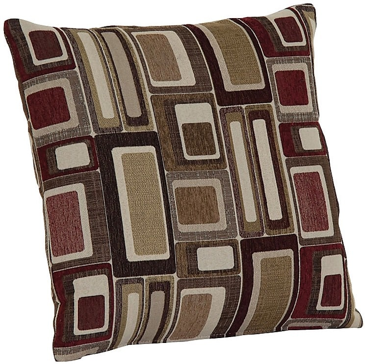 Living Room Furniture - Designed2B Fabric Accent Pillow – Berry