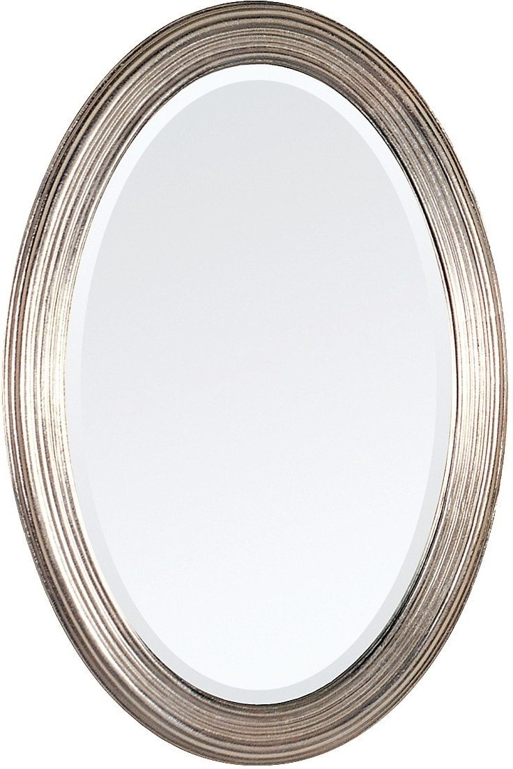Home Accessories - Providence Silver Mirror