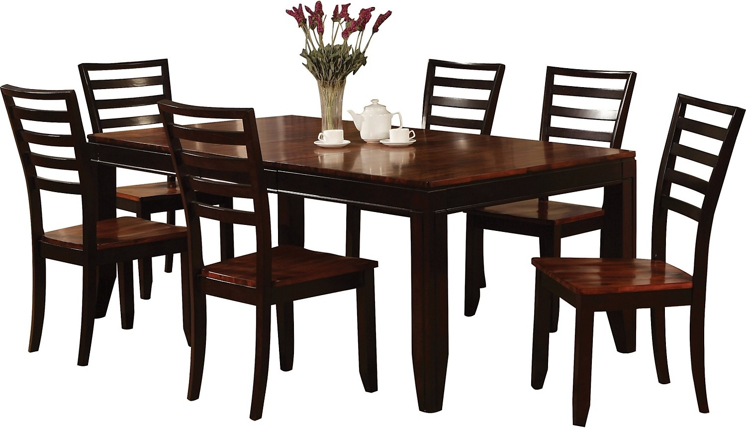 Dining Room Furniture - Zara 7-Piece Dining Package