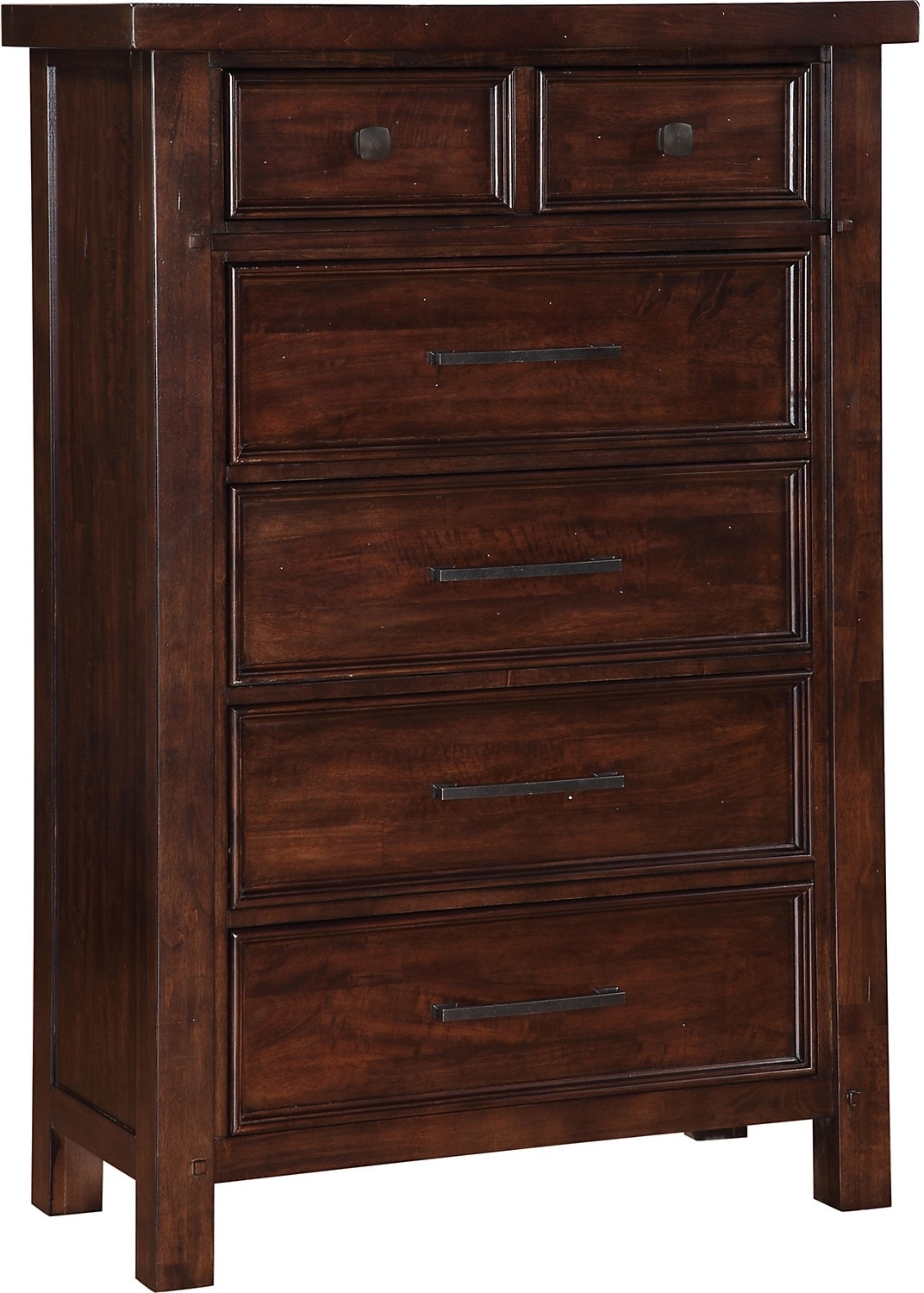 Sonoma Chest - Dark Brown