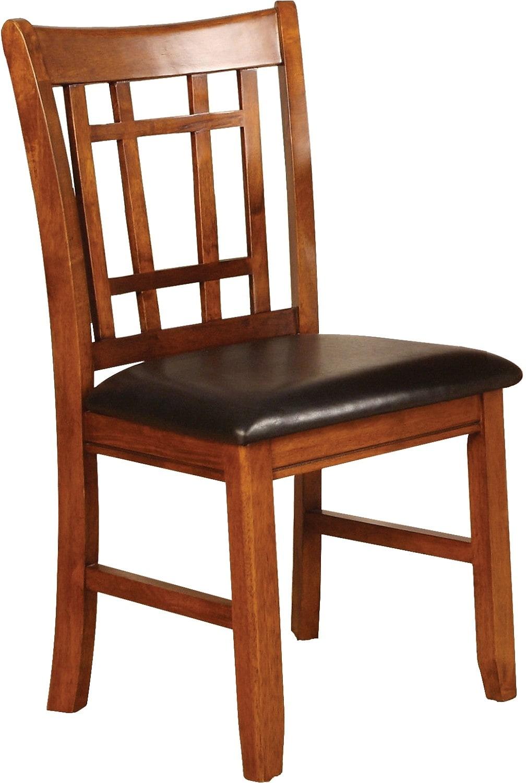Dalton Oak Side Chair
