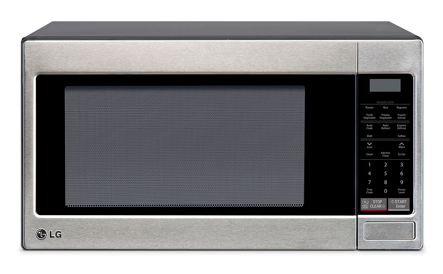 LG Appliances Stainless Steel Microwave (2.0 Cu. Ft.) - LMC2055ST