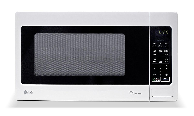 LG Appliances White Microwave (1.5 Cu. Ft.) - LMS1531SW