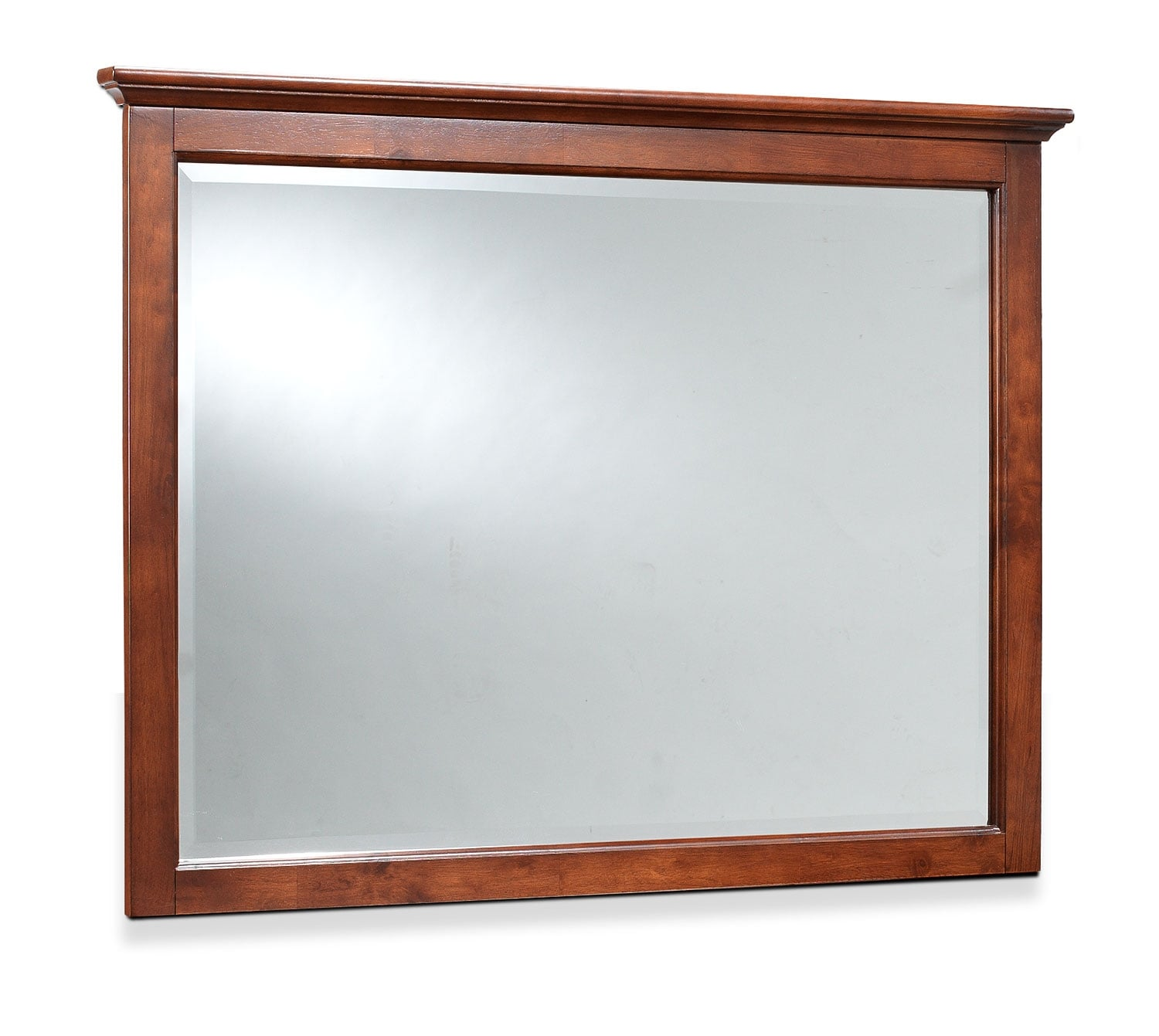 Forest Lake Mirror - Mahogany