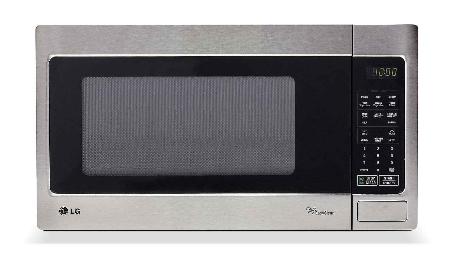 LG Appliances Stainless Steel Microwave (1.5 Cu. Ft.) - LMS1531ST