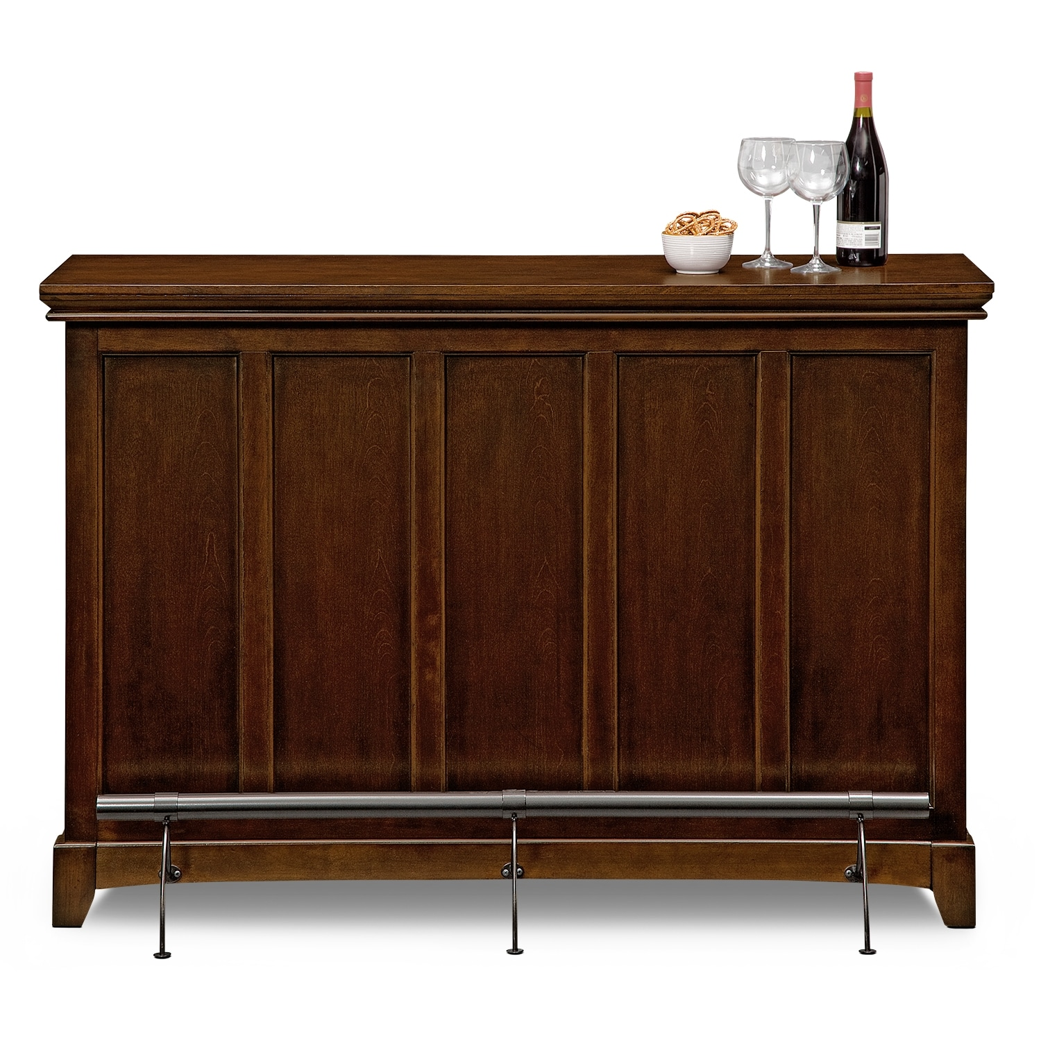 Carlton Accent Pieces Bar Value City Furniture