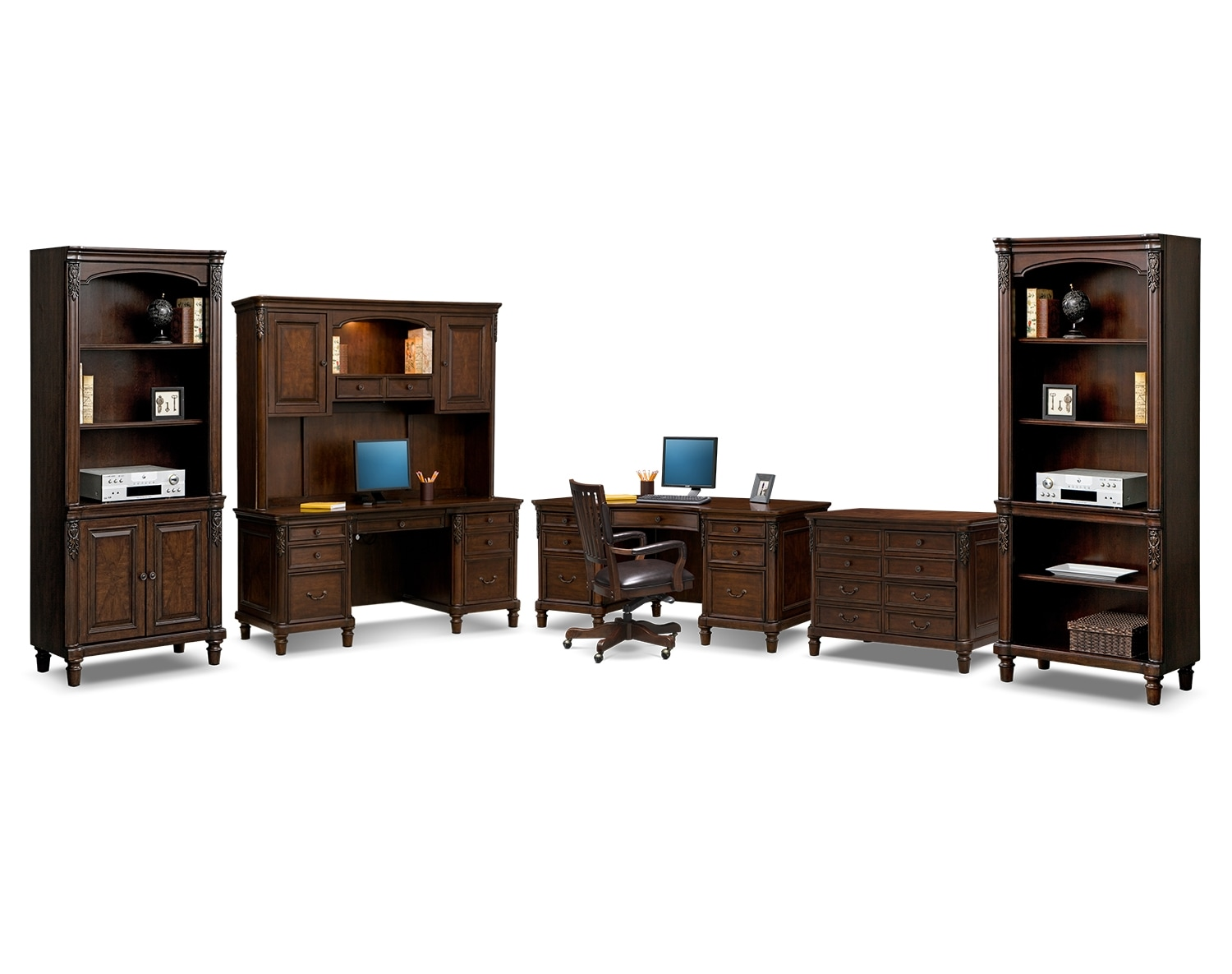 The Ashland Collection American Signature Furniture