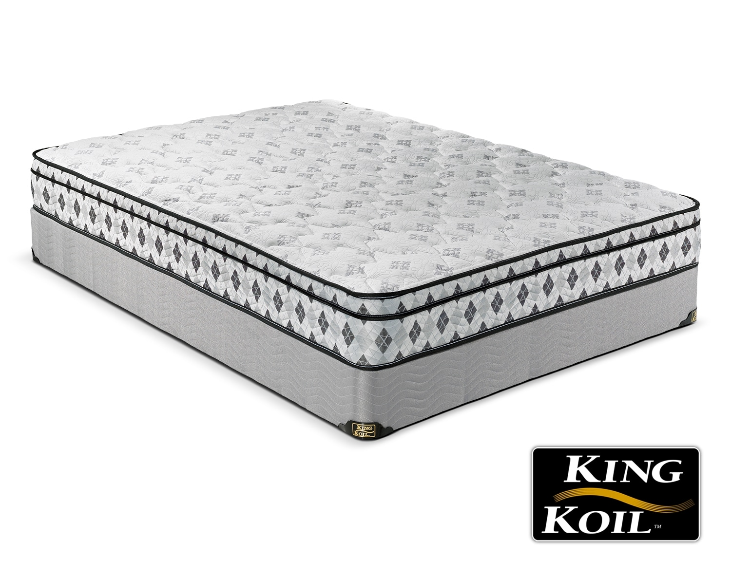 King Koil Heavenly Nights Mattress Collection