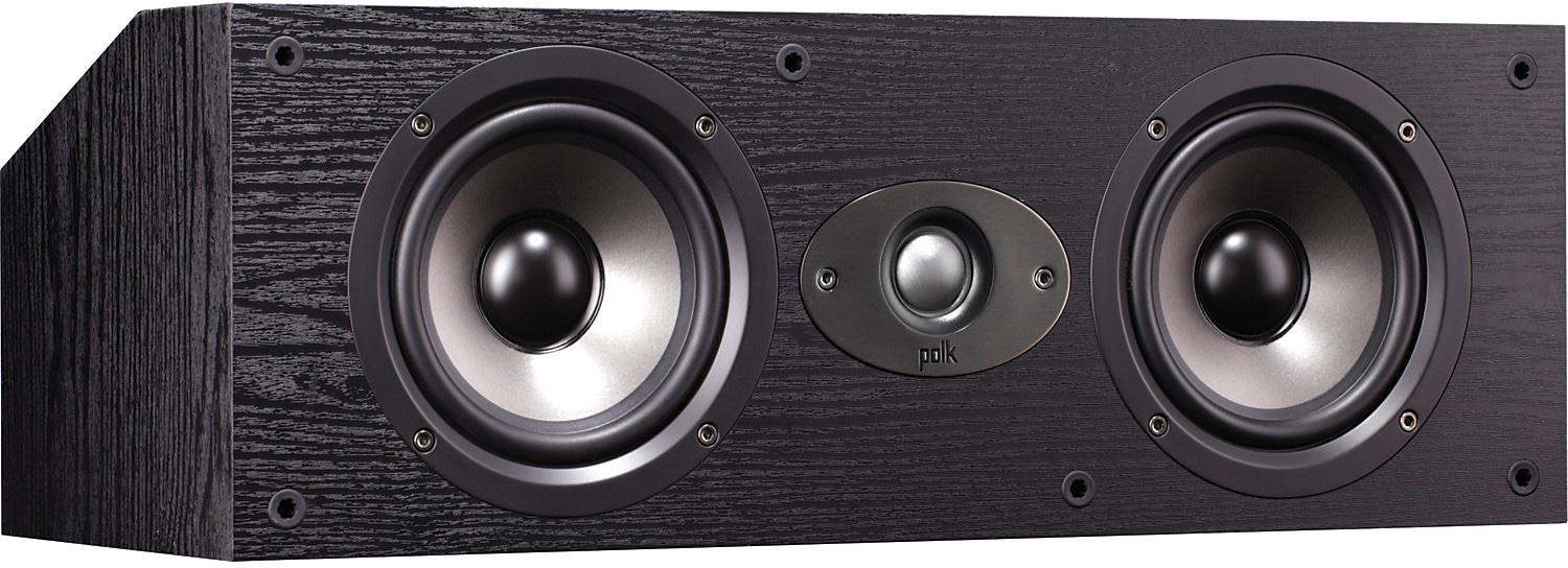 Polk Audio Centre Channel Speaker - 20""
