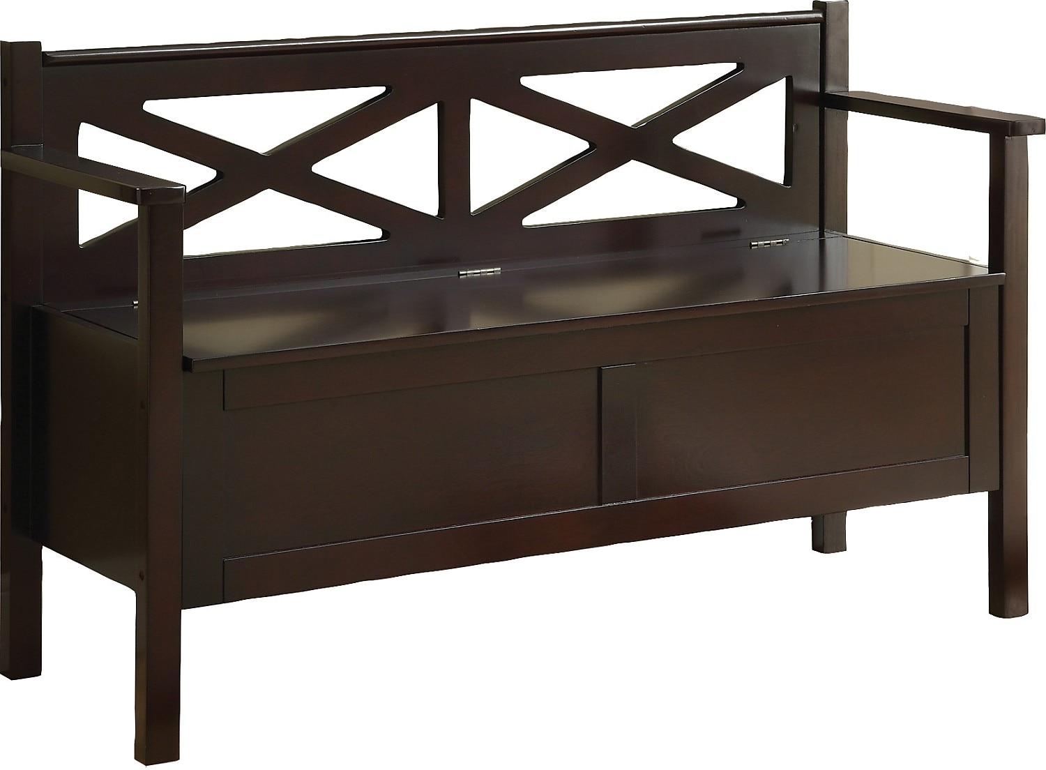 Accent and Occasional Furniture - Dayton Storage Bench
