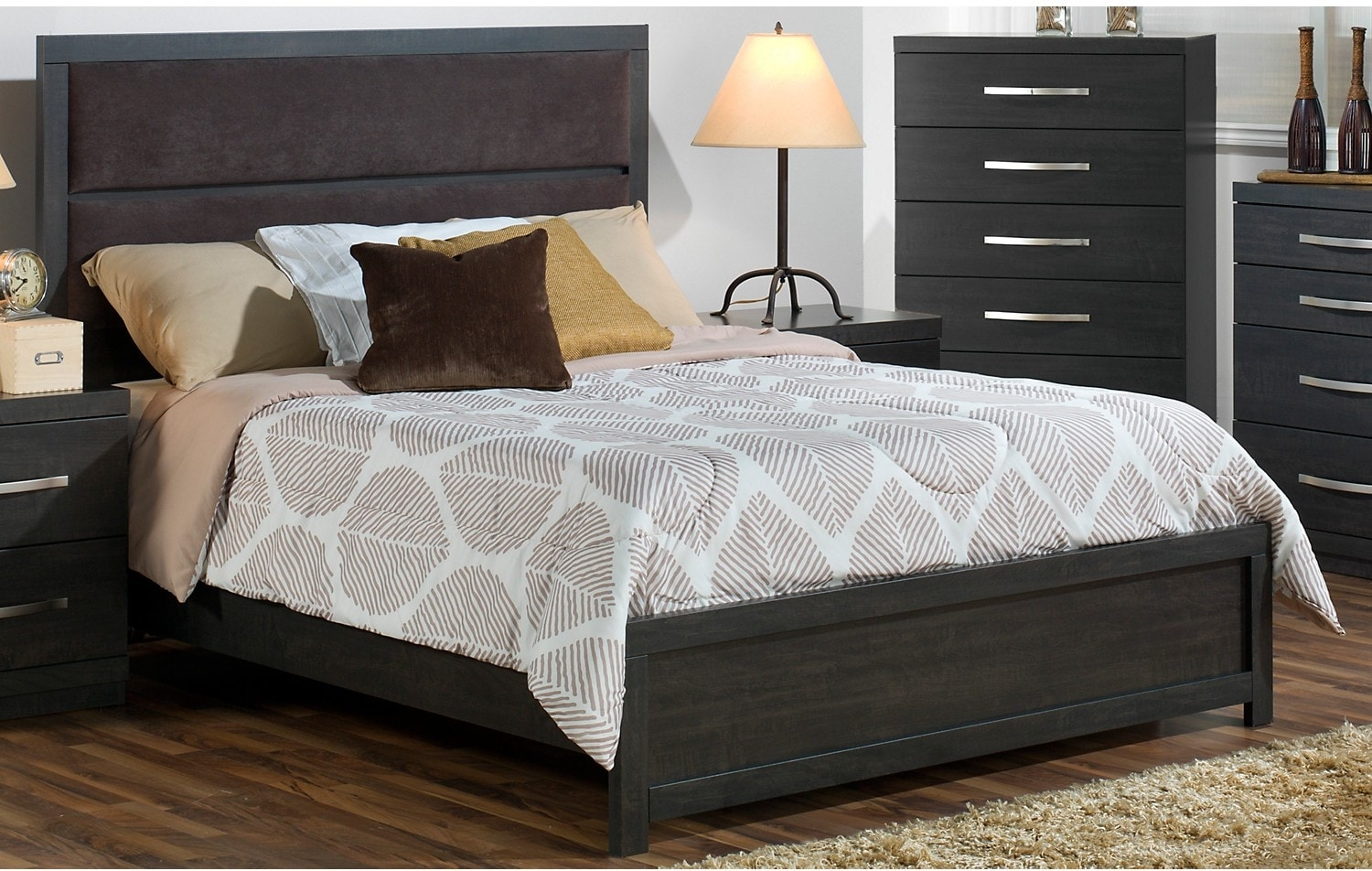 Bedroom Furniture - Willowdale King Bed