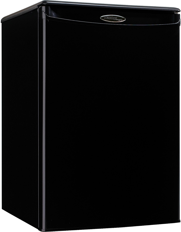 Danby 2.6 Cu. Ft. Compact All Refrigerator – Black