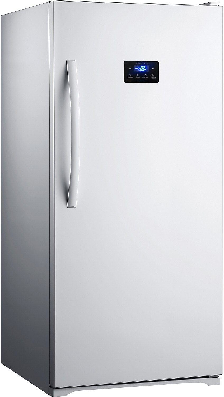 Vertical Freezers For Sale Mideaar 138 Cu Ft No Frost Upright Freezer White The Brick