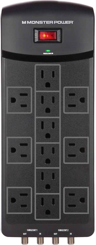 Monster 12 Outlet Power Bar