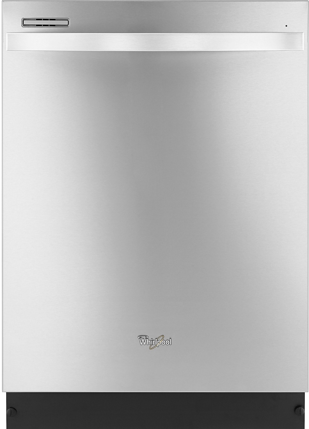 Clean-Up - Whirlpool Gold® Built-In Dishwasher with Silverware Spray – Stainless Steel