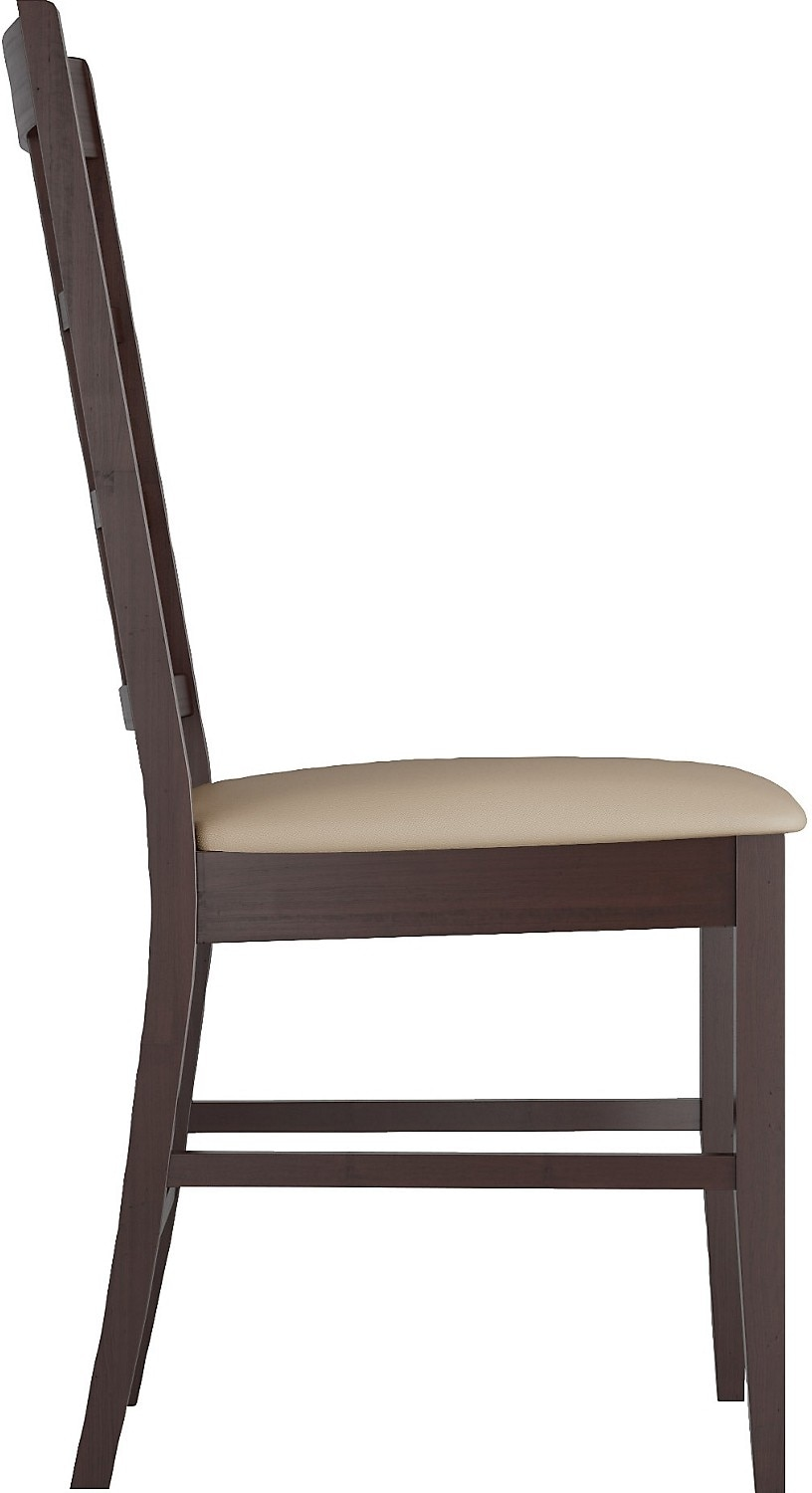 Chaise de salle manger atwood cappuccino si ge en for Siege salle a manger
