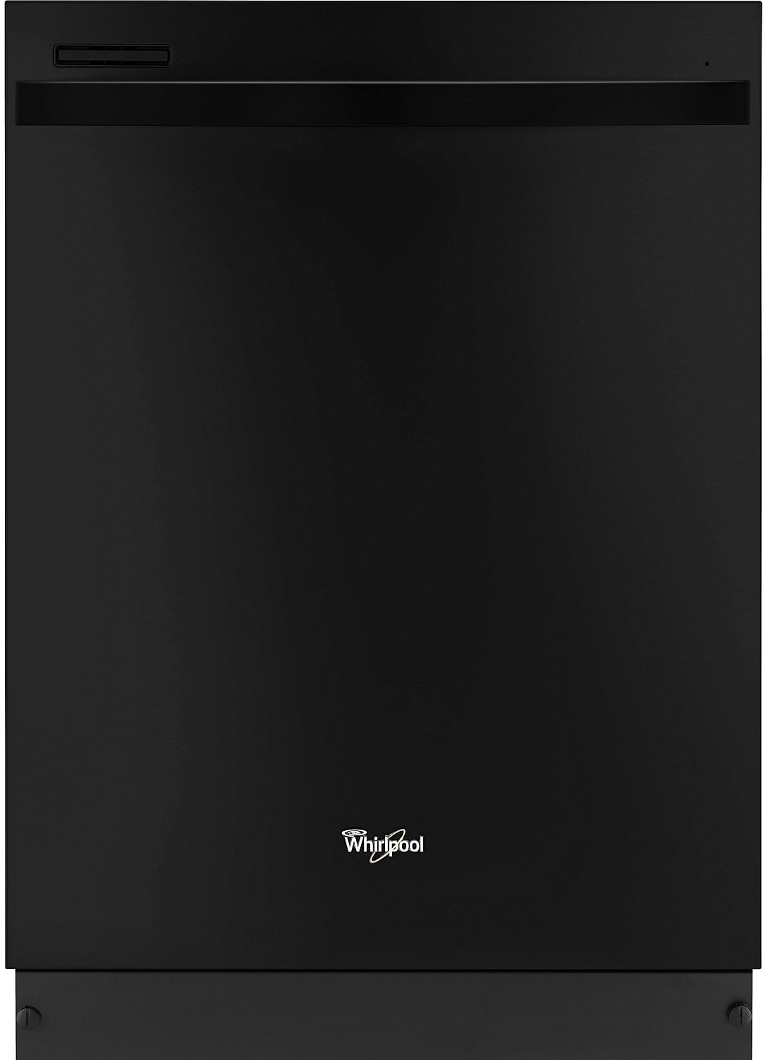 Clean-Up - Whirlpool Gold® Built-In Dishwasher - Black