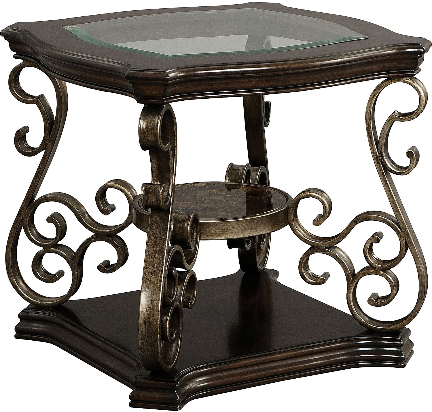 Clermont End Table