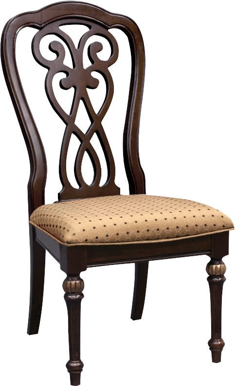 Newcastle side chair the brick