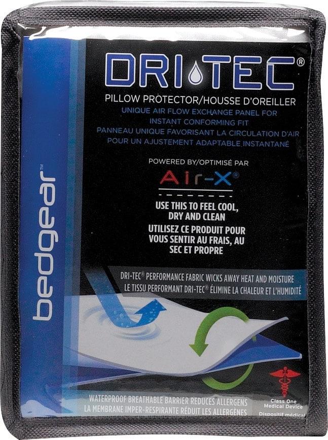Mattresses and Bedding - Dri-Tec® Pillow Protector - Queen