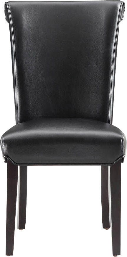 Dining Room Furniture - Brogan Black Dining Chair