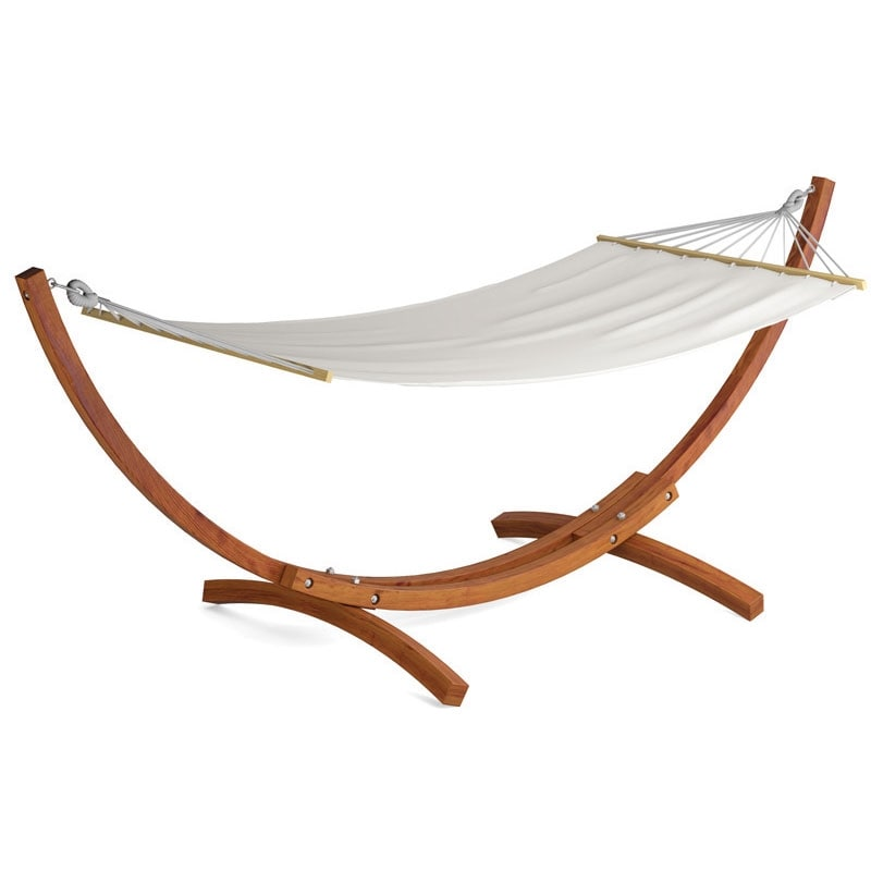 Wood Canyon Larch Wood Patio Hammock
