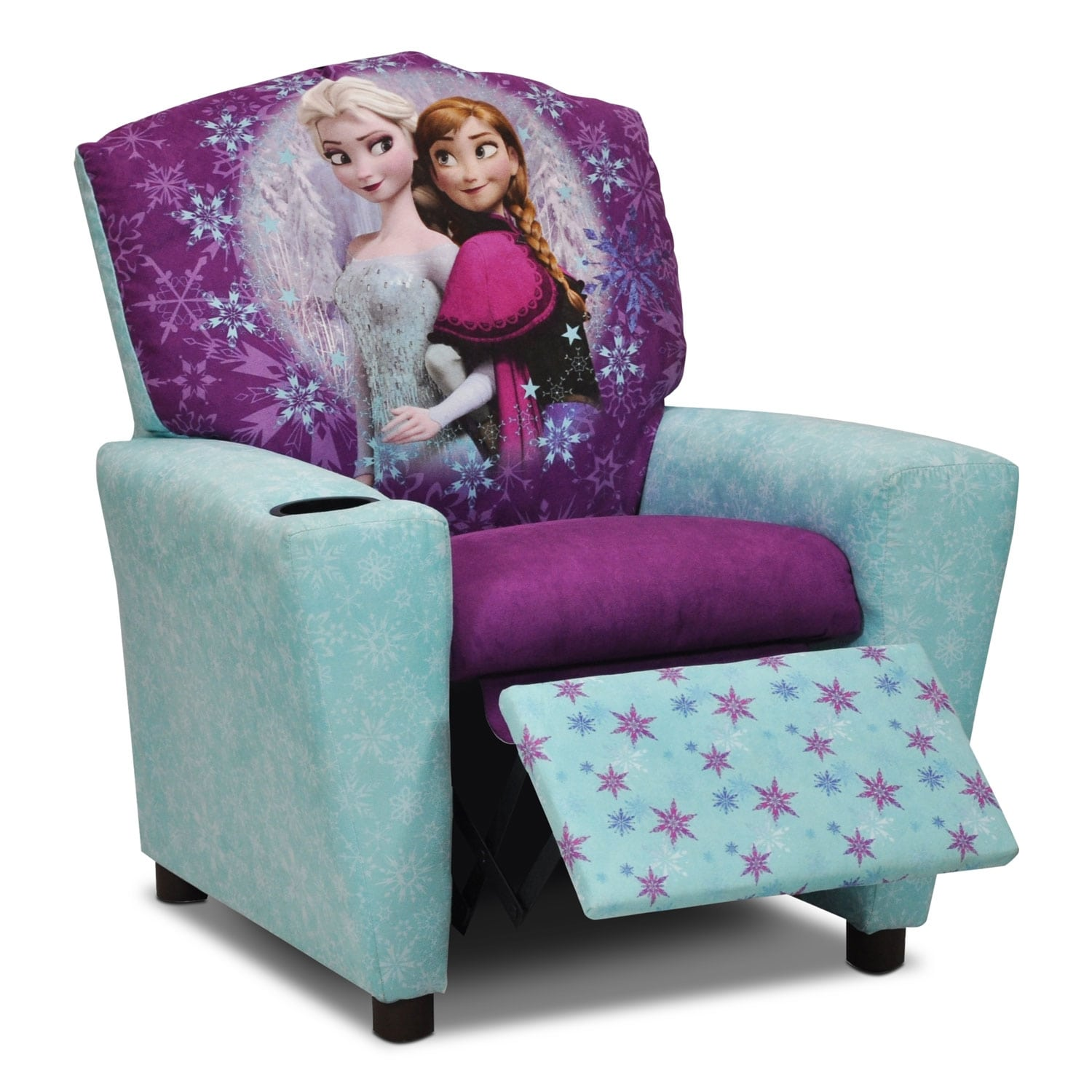 [Frozen Kids' Recliner]
