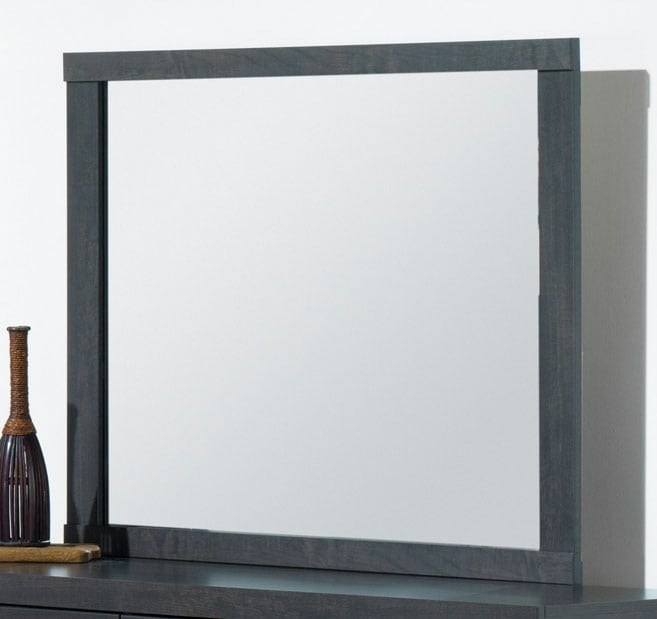 Miroir willowdale horizontal brick for Miroir horizontal