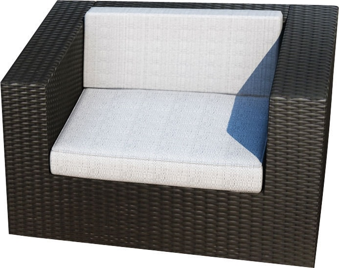 Parkview Patio Chair - Black