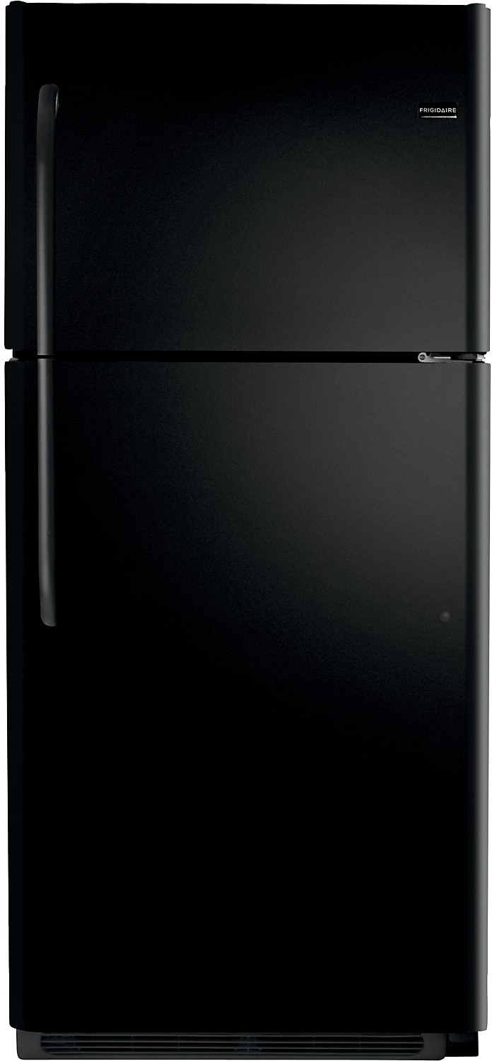 Refrigerators and Freezers - Frigidaire 20.4 Cu. Ft. Top-Freezer Refrigerator – Black
