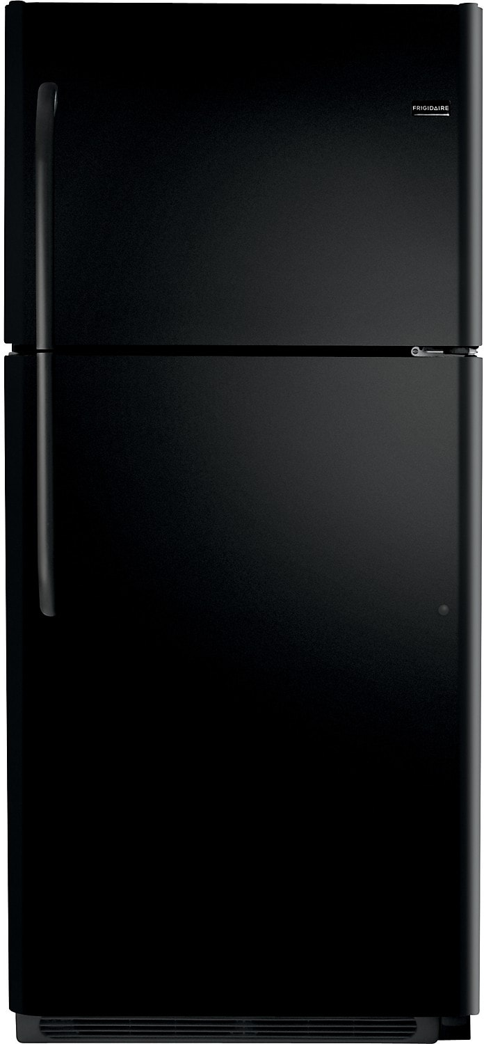 Refrigerators and Freezers - Frigidaire 20.5 Cu. Ft. Top-Freezer Refrigerator – Black